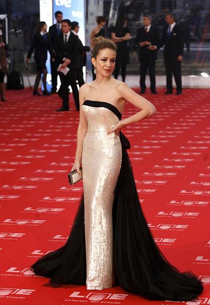 Foto de Alfombra roja de los Premios Goya 2011 (14/16)