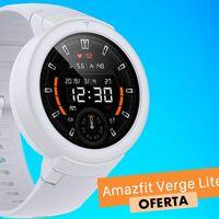 Enorme autonomía a precio minúsculo: el reloj deportivo Amazfit Verge Lite sólo cuesta 50 euros en Amazon con este cupón