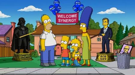 Capitulos Simpson Estaran Disponibles Disney
