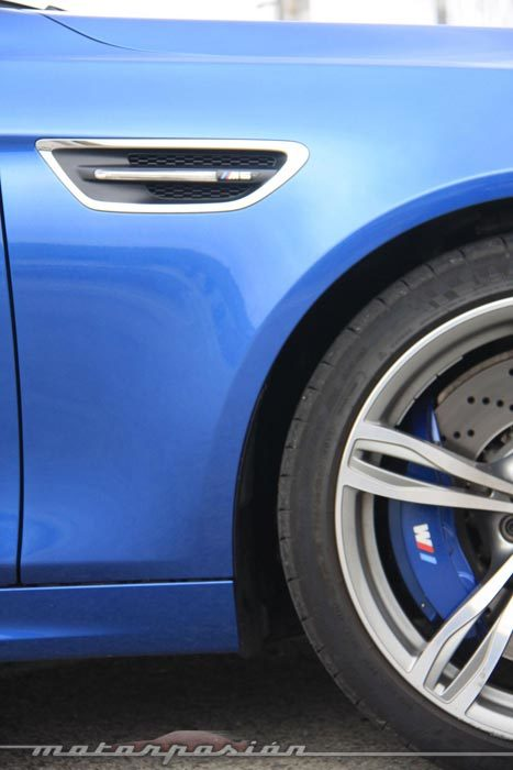 Foto de BMW M5 (Prueba) (54/136)