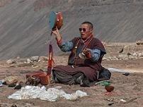 Tibet: El Funeral Celeste