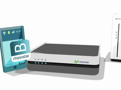 Movistar dejará a sus clientes tomar las riendas de su red WiFi con Base App