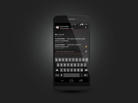 Blackphone 2 Front
