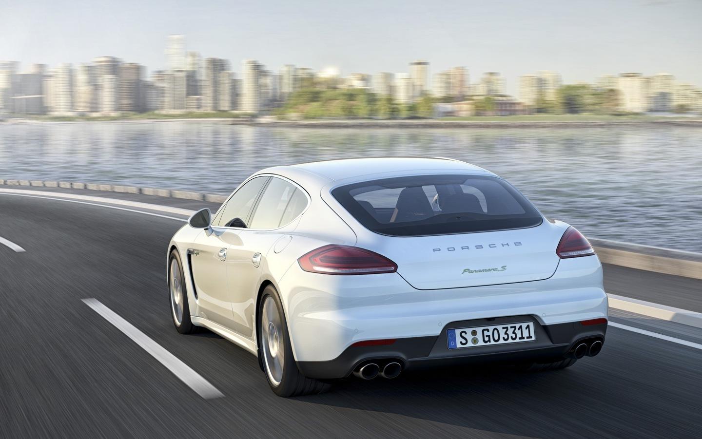 Foto de Porsche Panamera S E-Hybrid (5/11)