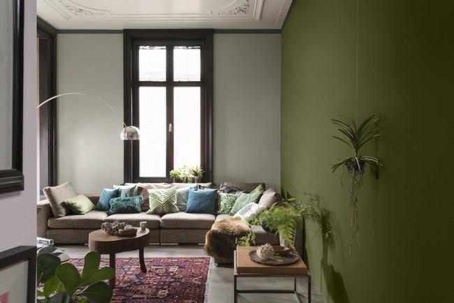 Tips de color recomendados por los expertos de Bruguer para ganar frescura en el hogar y de paso renovarlo