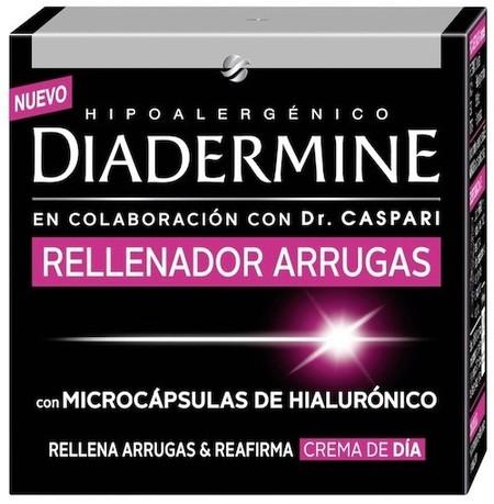 Diadermine nos presenta una nueva línea inspirada en los tratamientos del Dr. Caspari