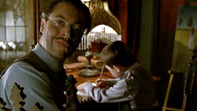 Boardwalk Empire, Richard Harrow