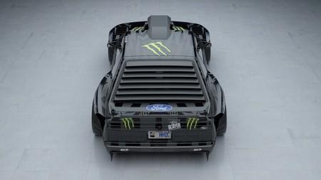 Mustang Hoonifox Ken Block 1