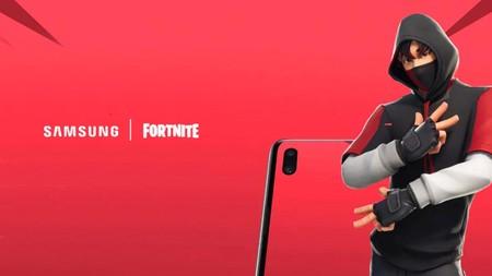 La skin iKONIK de Fortnite, inspirada en el K-Pop, exclusiva del Samsung S10+