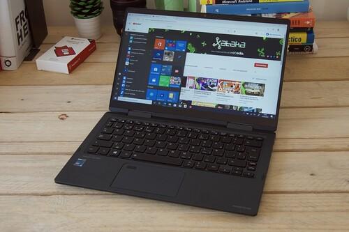 Dynabook Portégé X30W, análisis: un portátil muy ligero potenciado con la Intel Iris Xe