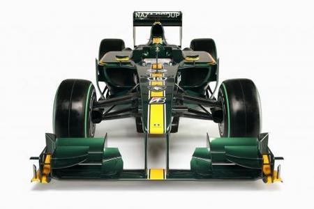 Lotus T127. El porqué de su nombre