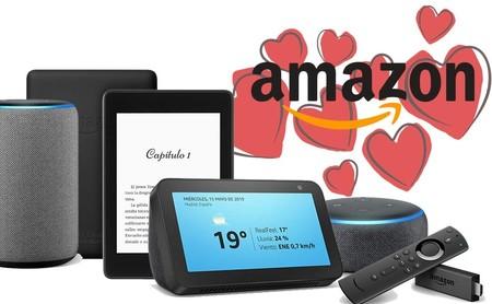 Regalar dispositivos Amazon para San Valentín tiene premio: hasta un 33% de descuento