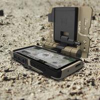 Samsung creó un smartphone, literalmente, para la guerra y uso militar: así es el Galaxy S20 Tactical Edition