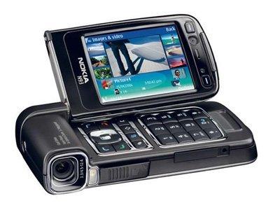 Nokia N93: a fondo