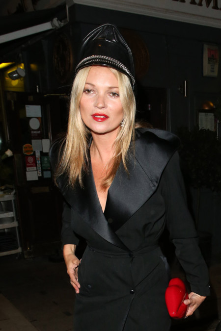 Kate Moss Londres fiesta