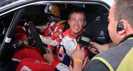 Rally Acrópolis 2011: Sébastien Ogier se lleva el máximo de puntos