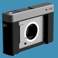 LEX, una cámara de licencia abierta con la que podrás usar tus objetivos E de Sony para hacer fotografía analógica