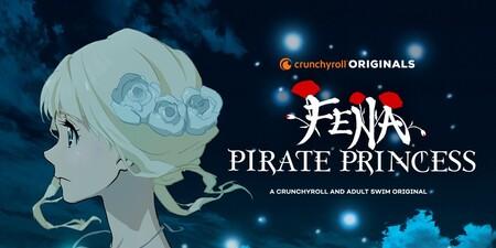 'Fena: Pirate Princess', el anime de Crunchyroll con Adult Swim llega a México: estos son todos los animes de la próxima temporada