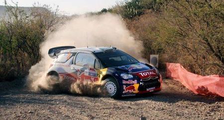 Rally de México 2011. La batalla continua entre los dos Citroën oficiales