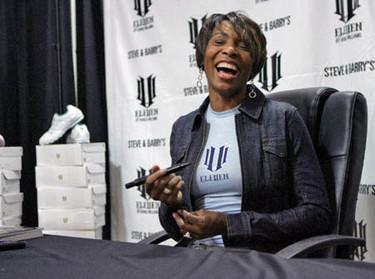 Venus Williams crea una línea de ropa