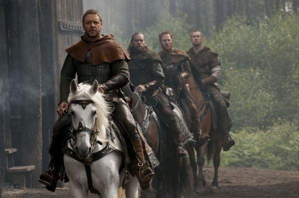'Robin Hood', nuevas imágenes