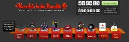 'The Humble Indie Bundle #4' sobrepasa los 2 millones de dólares y subiendo. ¿Tenéis el vuestro ya?