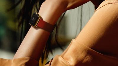 Un nuevo tipo de oro para el Apple Watch Edition mientras el platino suena para futuros modelos