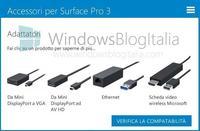 Aparecen datos sobre un adaptador Miracast para Surface Pro 3, entre otros accesorios