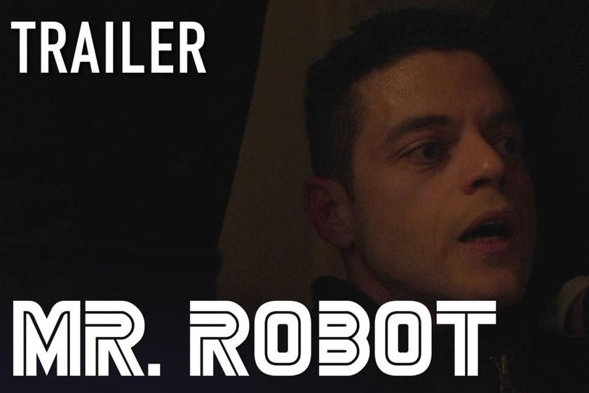 El tráiler de la temporada final de 'Mr. Robot' desvela su fecha de estreno y presenta el destino final de Elliot