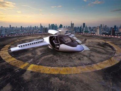 Llega el primer avión vertical de uso personal