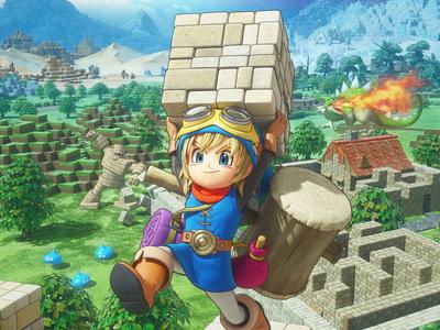 Dragon Quest Builders nos invita a construir todo lo que queramos en su tráiler de lanzamiento