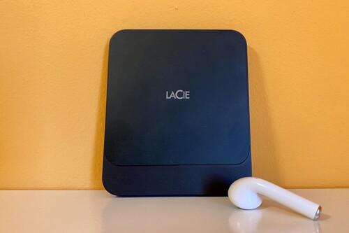LaCie Portable SSD, almacenamiento abundante y tamaño reducido