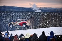 Rally de Suecia 2013. Sébastien Loeb desata la tormenta perfecta