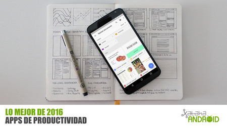 Las mejores apps de productividad para Android de 2016