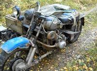 Ural Three Wheel Drive Sidecar, los rescoldos de la Guerra Fría