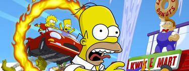 The Simpsons Hit & Run: la alucinante historia sobre cómo se creó el mejor clon de GTA en la época de PS2