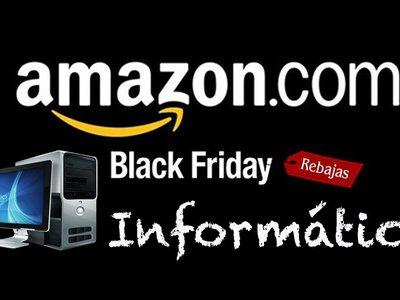 Black Friday Amazon 2017: las mejores ofertas en Informática hoy, 21 de noviembre