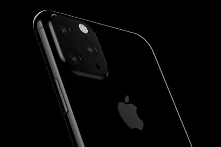 La sorpresa no es que el próximo iPhone tenga tres cámaras traseras sino el diseño cuadrado que tendrían