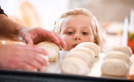 La cocina, el aprendizaje y los niños (IV)