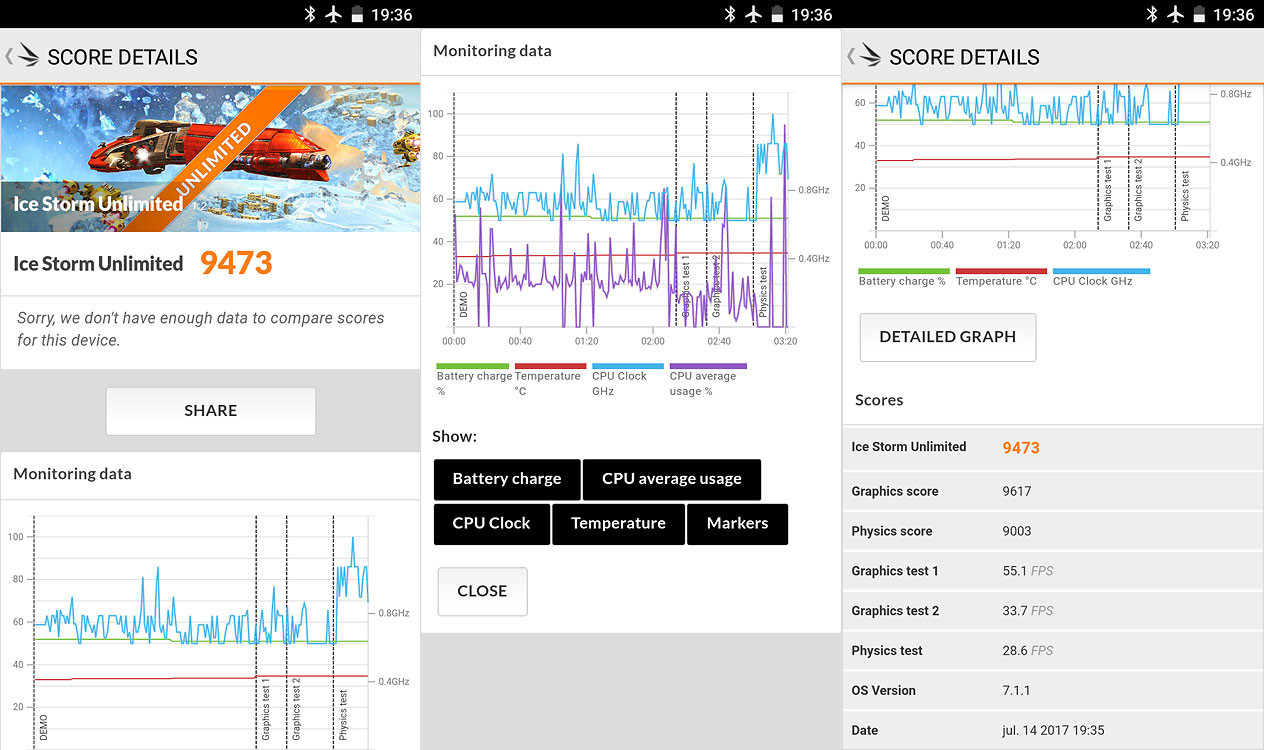 Foto de Nokia 5, benchmarks (1/7)