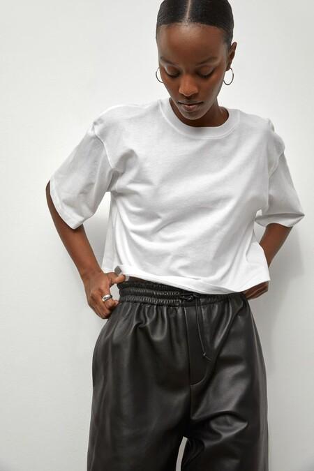Camiseta Cropped Ancho