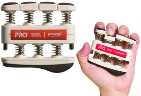 Gripmaster Pro, para fortalecer manos y dedos