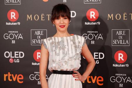 Premios Goya 2018: Dolores Promesas viste a Verónica Sánchez como una preciosa novia