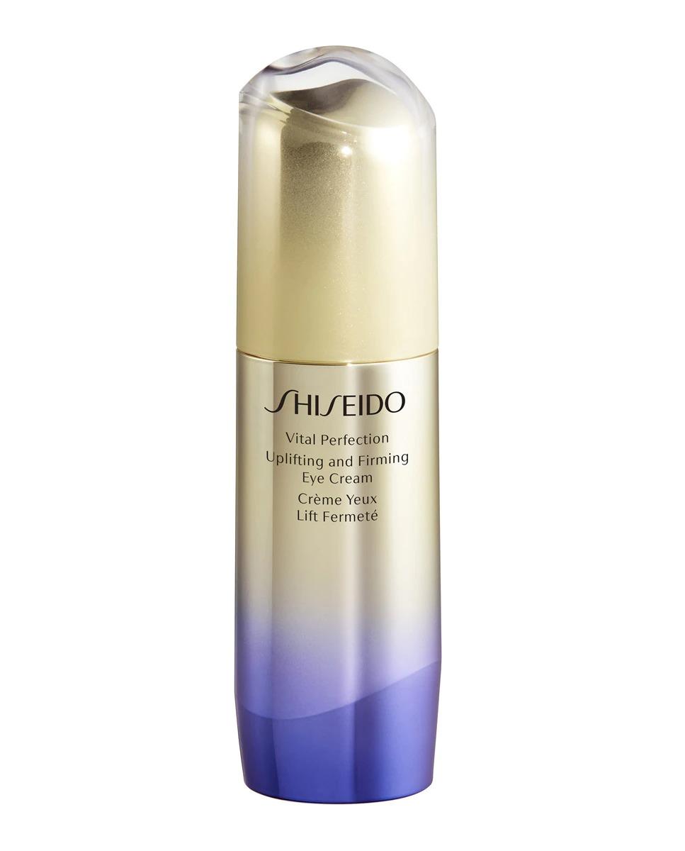 Crema contorno de ojos Vital Perfection Uplifting And Firming Eye Cream 15 ml Shiseido