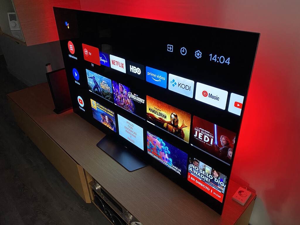 Como configurar Alexa en un televisor con Android™ TV