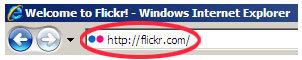 Flickr también es objeto de Phishing
