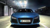 Audi R8 LMX, en nuestra videoprueba verás cómo funcionan las luces láser
