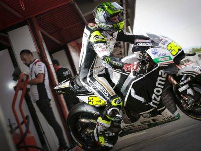 Cal Crutchlow finaliza el test tras el GP de Catalunya como el más rápido