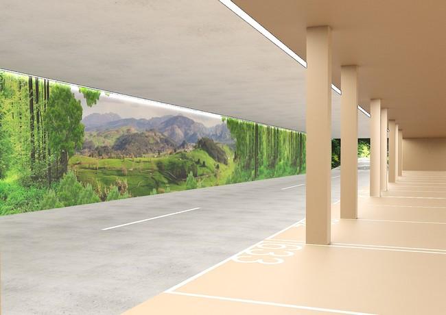 Garajes Residenciales Via Celere 1