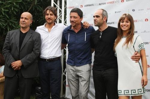 Foto de Viggo Mortesen, Nicholas Cage y otros hombres en el Festival de Venecia 2009 (14/19)